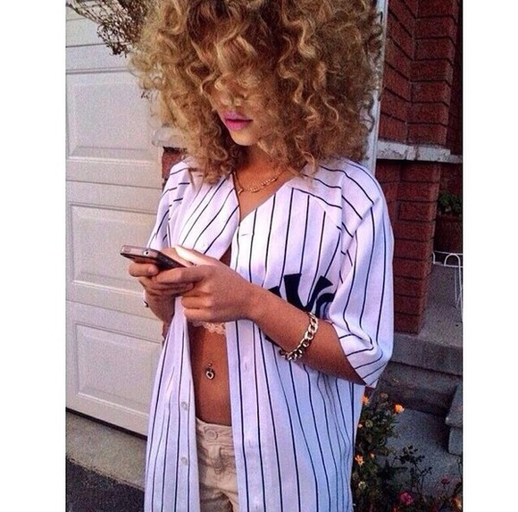 baseball jacket shirt baseball tee skirt tumblr tumblr girl baseball tee