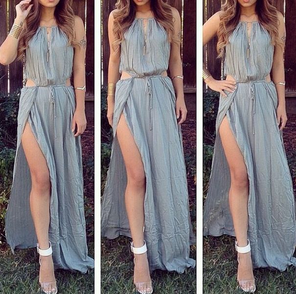 Casual Valtino Long Dress