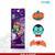 Halloween Mini Eraser Set