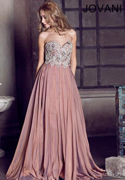 Jovani Dresses 73377 at Peaches Boutique