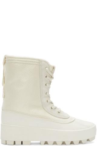 YEEZY Season 1 - Cream YEEZY 950 Boots