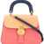 Burberry - blockcolour tote - women - Calf Leather - One Size, Pink/Purple, Calf Leather