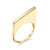 SHARP SLICE RING - Carrie Hoffman Jewelry