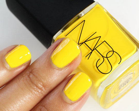 NARS Nail Polish Full Size 0 5fl oz Amchoor 1796 NIB | eBay