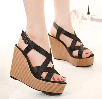 New Wedge Heels