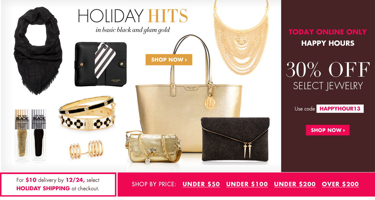 Henri Bendel | Fashion Accessories - Designer Handbags - Designer Jewelry