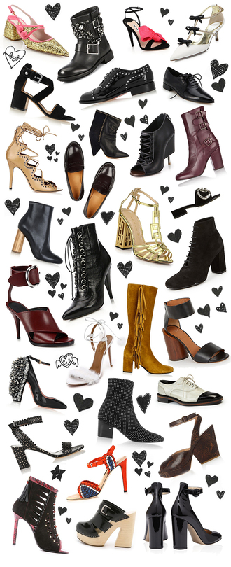 sea of shoes blogger black friday cyber monday mid heel boots leather boots
