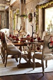 home accessory,tumblr,home decor,christmas,decoration,holiday home decor,holiday season,holidays,table,dining room,christmas home decor