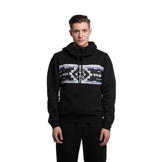 sweater menswear hoodie print hooded sweatshirt black style clothes streetwear streetstyle fusion urban menswear black hoodie hood mens hoodie