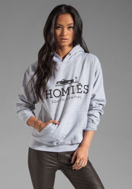 sweater fashion girl clothes homies pullover winter sweater