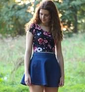 mini skirt,denim skirt,top,streetstyle,stylemoi,summer outfits,skirt
