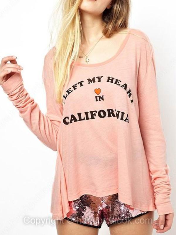sweater california