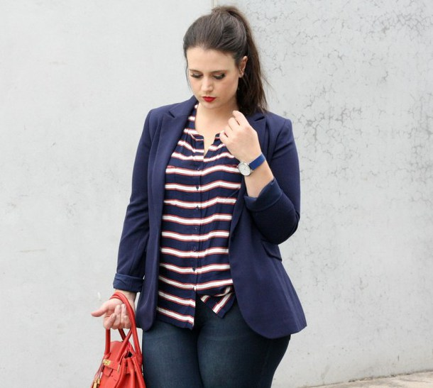88351728933 jacket plus size interview outfit curvy plus size shirt plus size denim  jeans plus size jeans