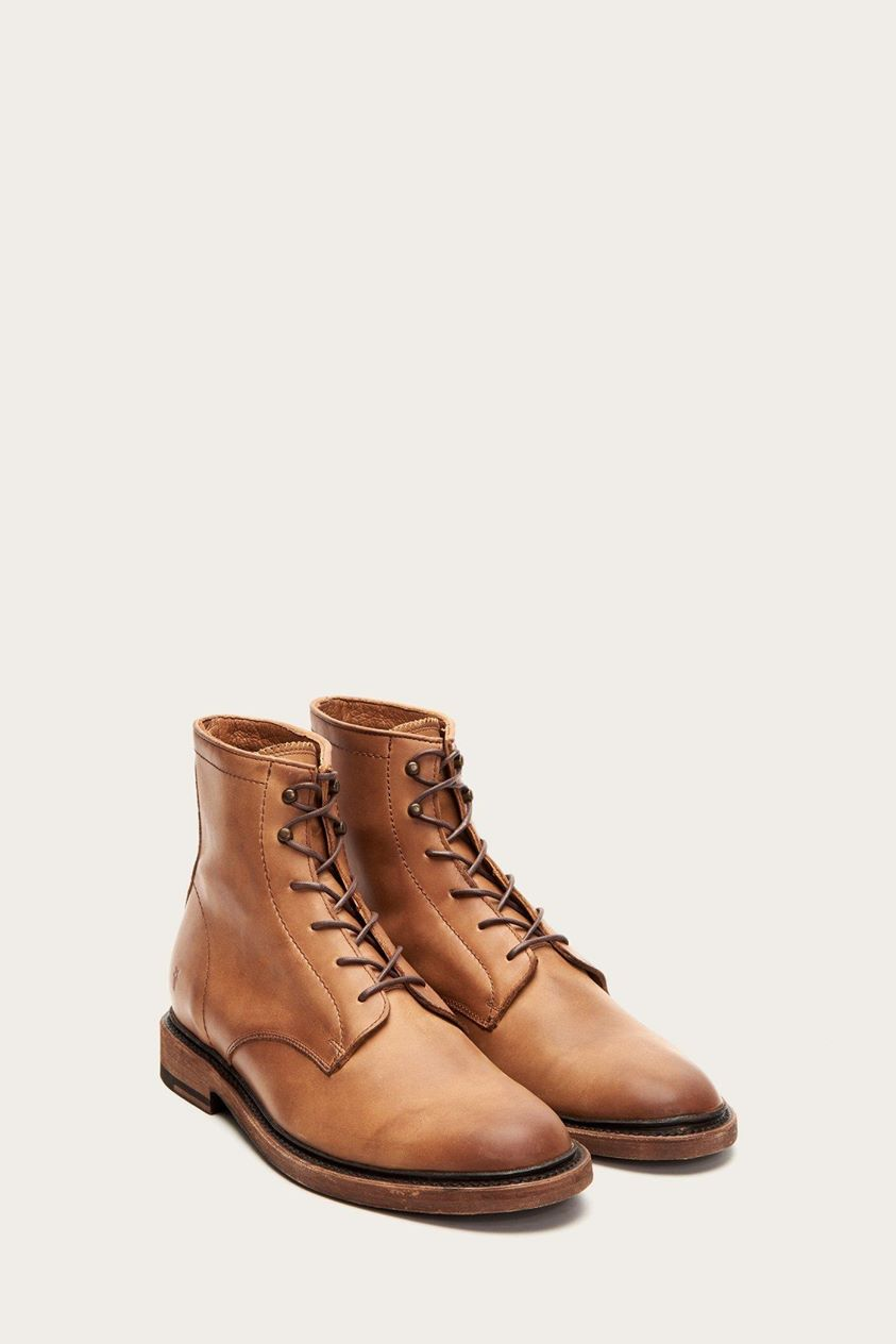 James Lace Up Boots