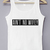 Ain't No Wifey Tank Top » Free UK Delivery   10% Off Promo