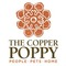 The copper poppy - custom pet id tags and hand stamped jewelry