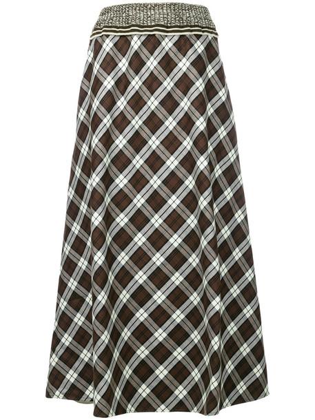 Walk of Shame skirt printed skirt women cotton wool