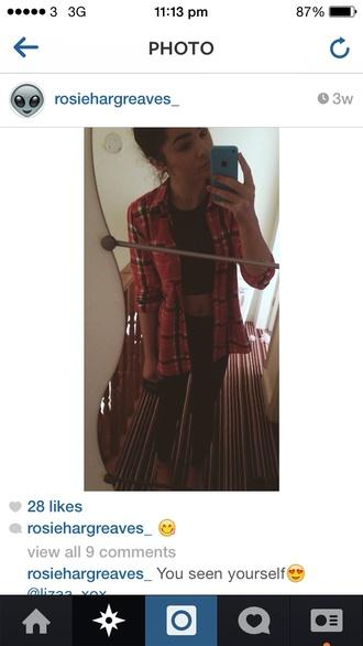 flannel shirt flannel fashion