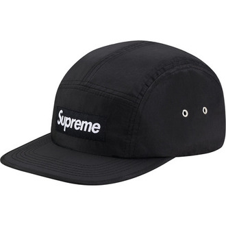hat black supreme five panel blouse