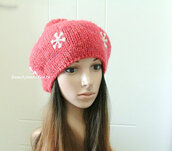 girl,girly,fall outfits,winter outfits,stylish,snow,cap,baby clothing,crochet,handmade,knitwear,gift ideas,lovely,knitted beanie,beret,women,beautymanifesto