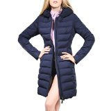 Amazon.com: down coat blue