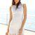 SABO SKIRT  Gypsy Dress - Ivory - White - 58.0000