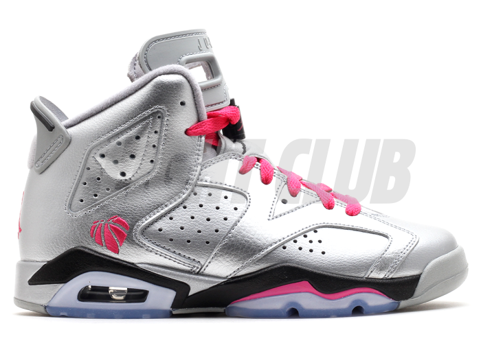 "air jordan 6 retro gg (gs) ""valentines day""  