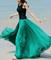2015 summer women goddess beautiful stylish graceful saias maxi skirt chiffon bohemian long skirt 8 color 2014 hot sale 3040