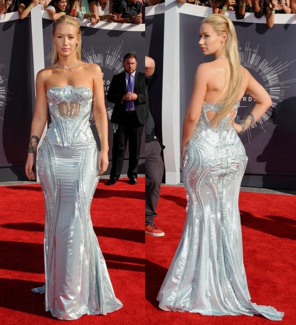 dress iggy azalea mtv vma