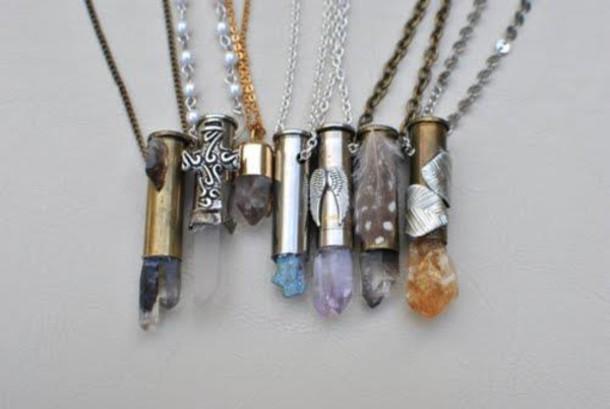 Jewels, $21 at etsy com - Wheretoget
