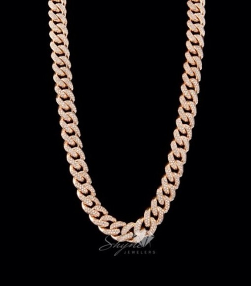 chris brown jewels diamond necklace cuban link gangster kayne west diamondbling bling diamond bling jay z beyonce kim kardashian diamond cuban lin