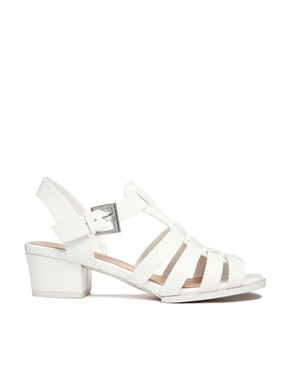 ASOS | ASOS HAMISH Heeled Sandals at ASOS