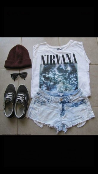 hat dope hipster swag t-shirt sunglasses shorts shoes