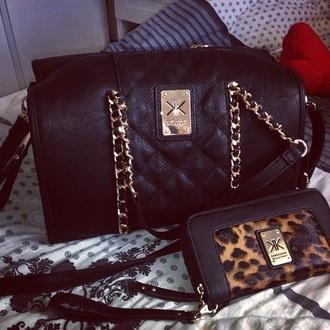 bag leopard print