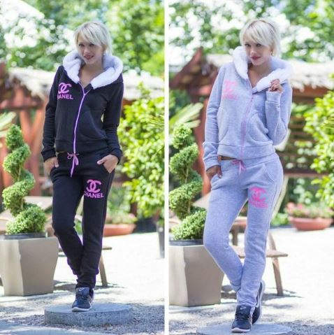 Cc coco hooded tracksuit black or grey from tumblr fashion on storenvy