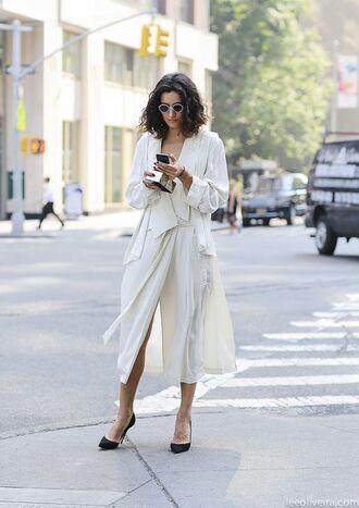 shoes black pumps pumps heels white white dress sunglasses