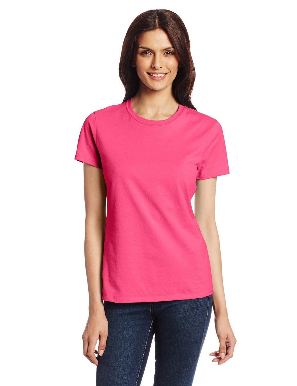 a056499ce55f Hanes Women's Nano T-Shirt at Amazon Women's Clothing store: