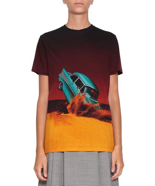 Marco De Vincenzo t-shirt shirt cotton t-shirt t-shirt cotton multicolor top