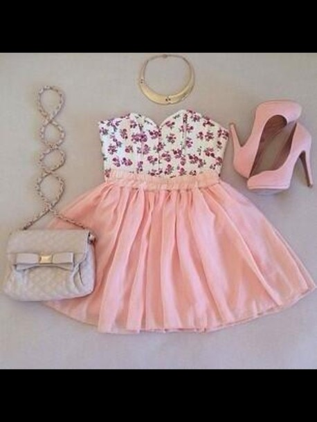 skirt pink pretty girly cute