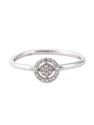diamond ring mini metallic women ring jewels