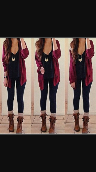 shoes boots leggings colier kimono fashion sext top