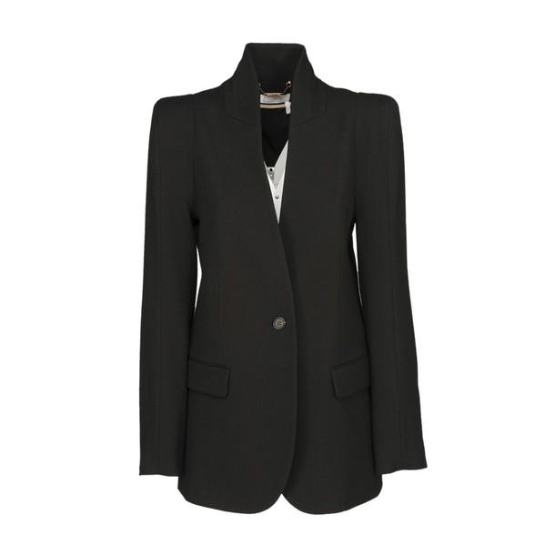 Chloe blazer black jacket