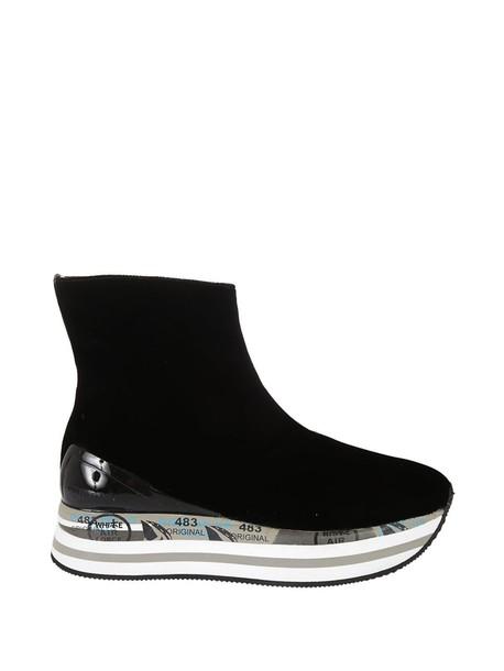 Premiata sneakers black shoes