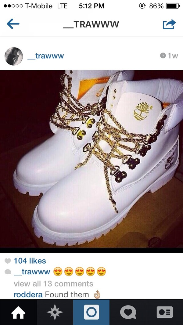 shoes boots timberlands white