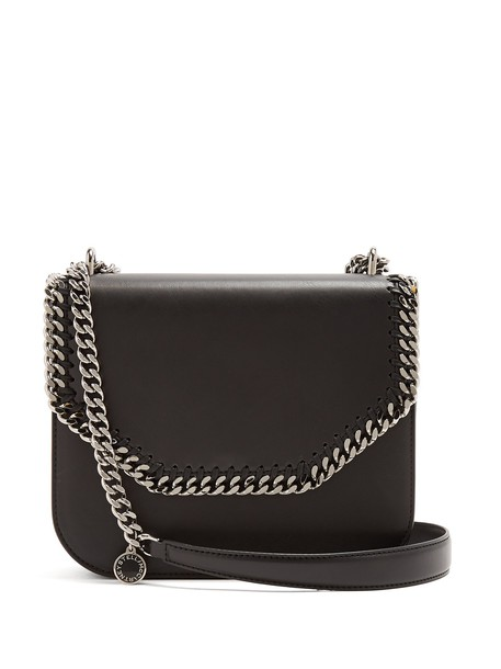 Stella McCartney bag shoulder bag leather black