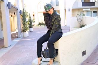 ktr style jacket pants bag shoes hat