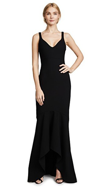 Cinq a Sept gown black dress