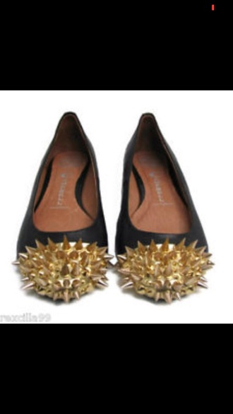 spikytips spiked shoes