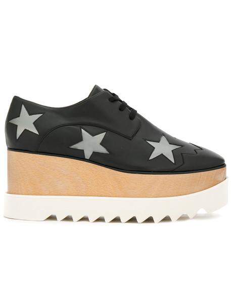 Stella McCartney women shoes platform shoes black