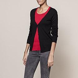 Cardigan femme IKKS (BC17195) | Vêtement Femme Hiver 13